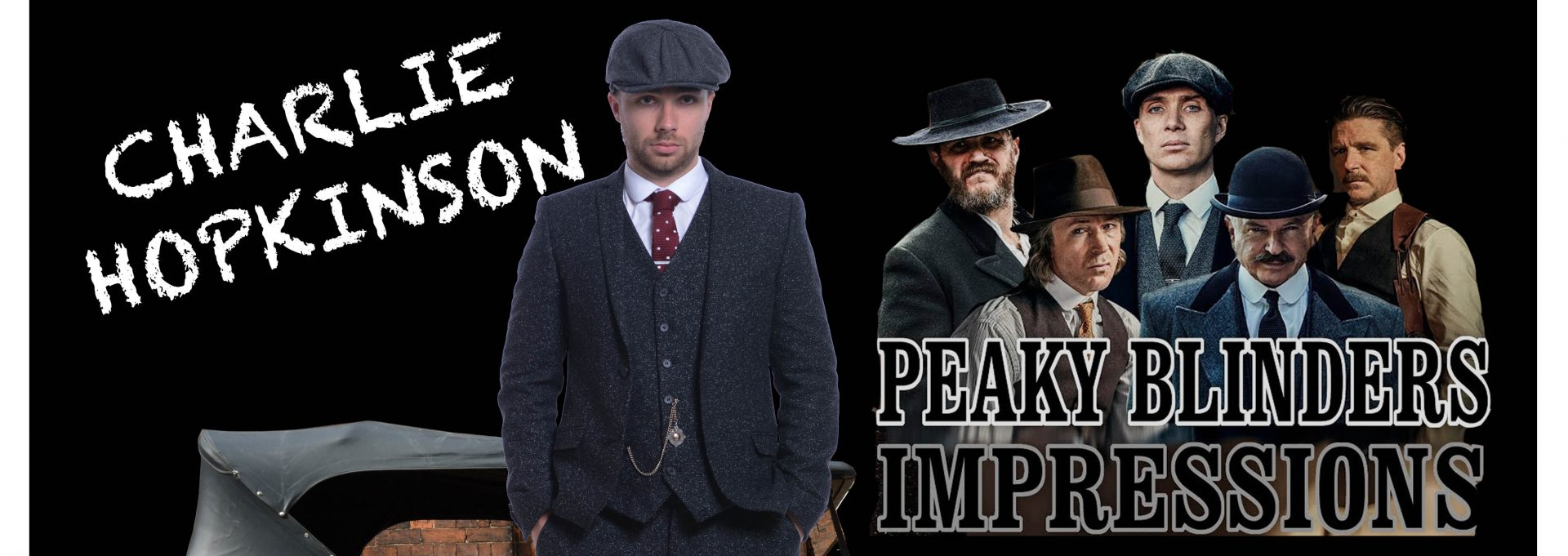 Peaky Blinders Themed Entertainment and Events